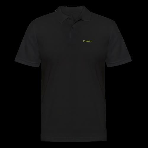 CrankzWare Tech-Font - Männer Poloshirt