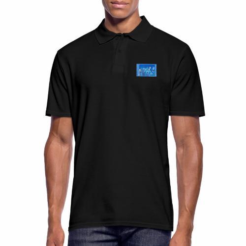 Orientträume - Männer Poloshirt