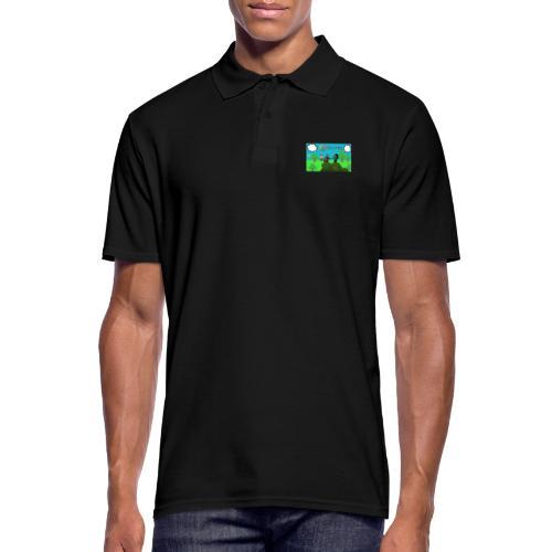 Maglietta Immagine Mario Anti-Pro - Polo da uomo