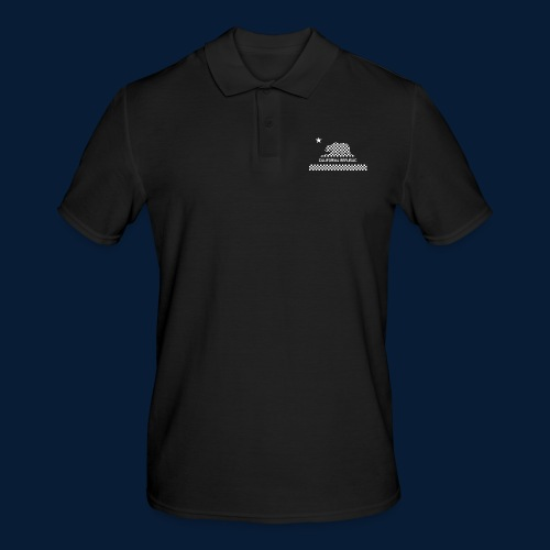 California Republic - Männer Poloshirt