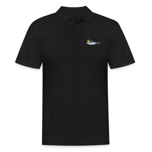 OFFICIAL KING TUNA MERCH - Men's Polo Shirt