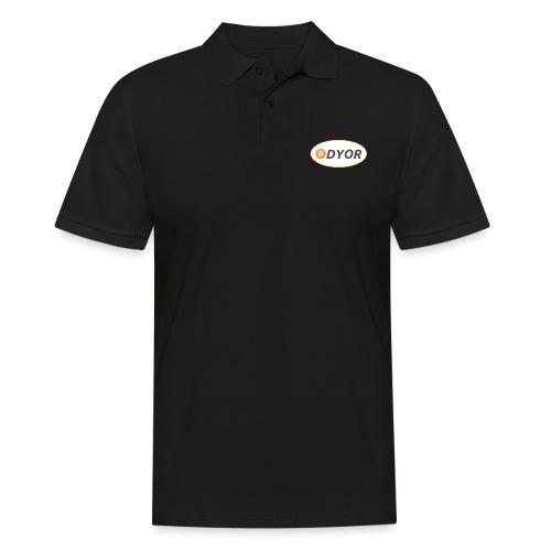 DYOR - option 2 - Men's Polo Shirt