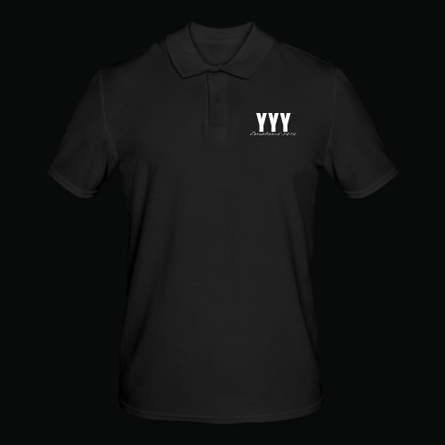 'Snapback Edition' YYY Apparel Design - Men's Polo Shirt