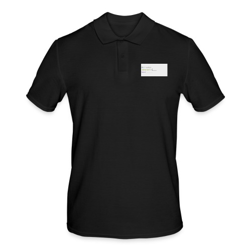 code - Polo Homme