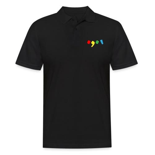 Tjien Logo Design - Accents - Mannen poloshirt