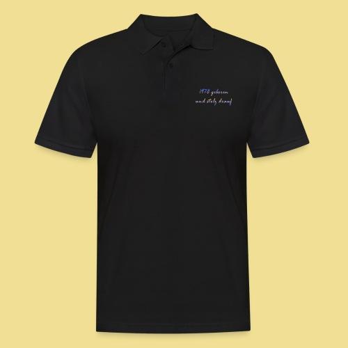 1978 - Männer Poloshirt
