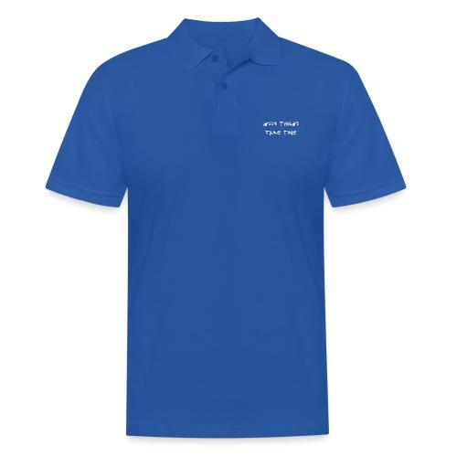 QUOTES - Men's Polo Shirt