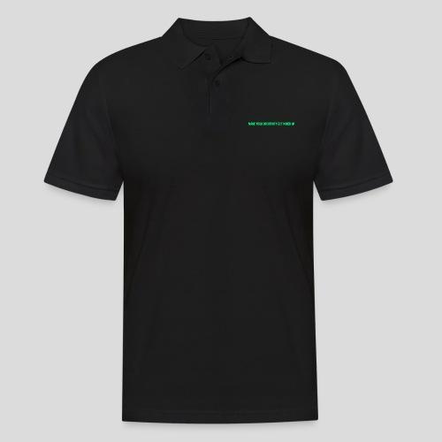 Get Mixed Up - Men's Polo Shirt