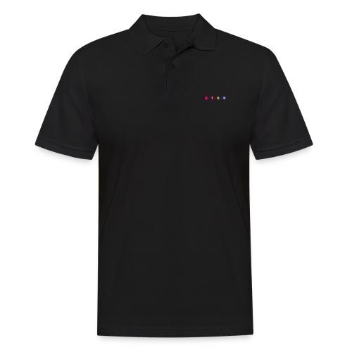 Main hoodie STOP - Men's Polo Shirt