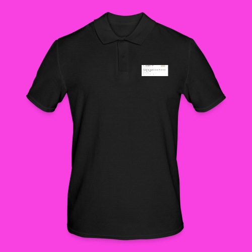 Ieuan Tweet - Men's Polo Shirt