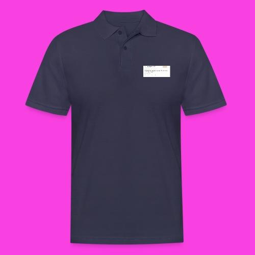 Ieuan Tweet - Men's Polo Shirt
