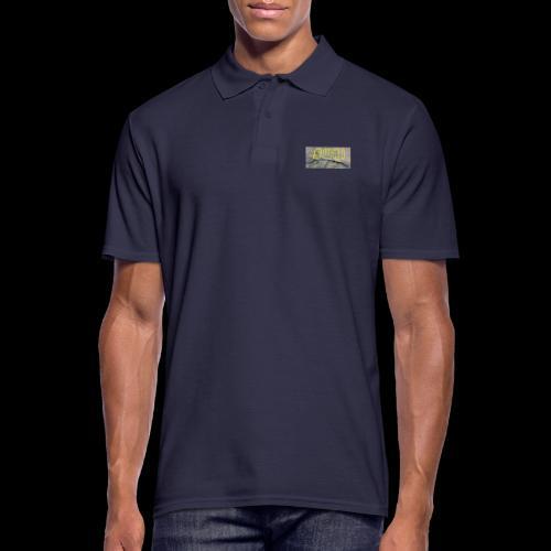 swai stoned yellow - Männer Poloshirt