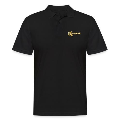KnutstockAnniversaryLogo - Männer Poloshirt