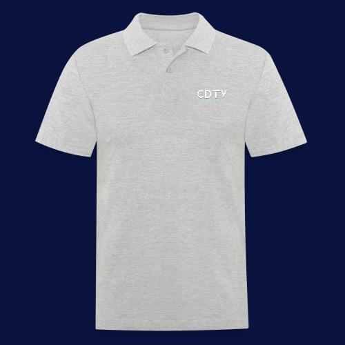 Full CDTVProductions Logo - Men's Polo Shirt
