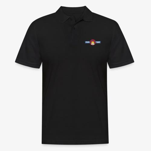 Free Tibet - Männer Poloshirt