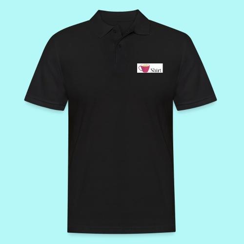 Tea-Shirt - Männer Poloshirt