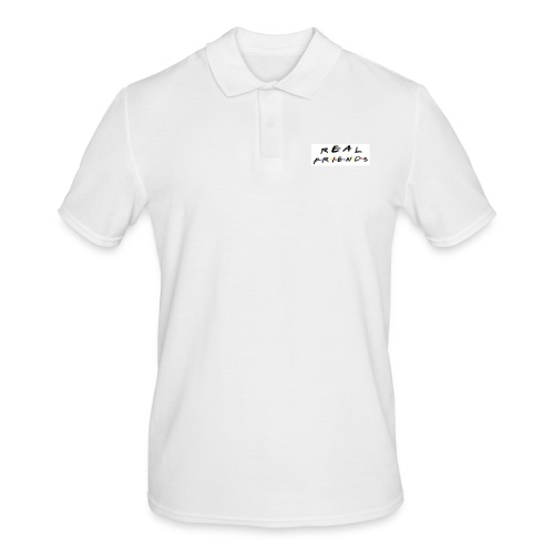 Real freinds - Herre poloshirt