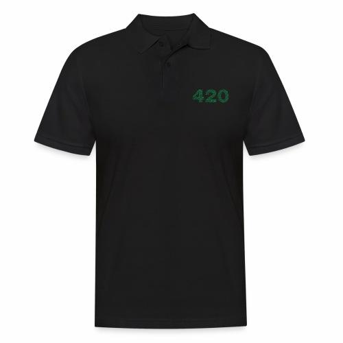 420 - Polo da uomo