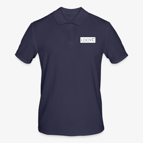 LOOVE Box Logo (SS18) - Polo da uomo