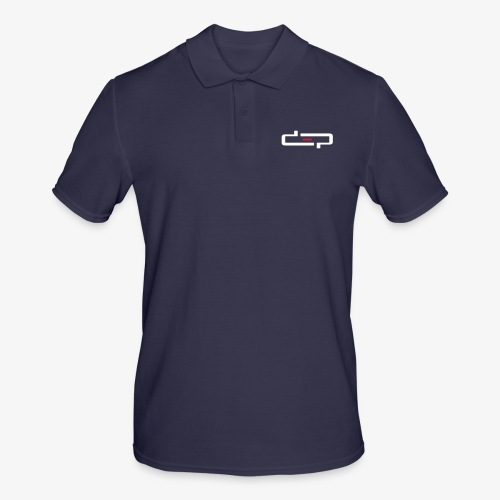 deplogo1neg red - Poloskjorte for menn