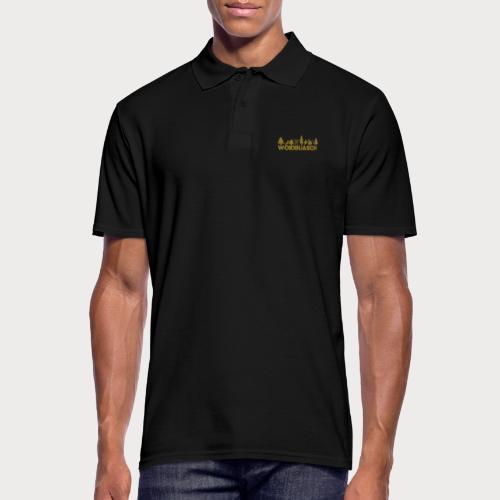 Waldfan - Männer Poloshirt