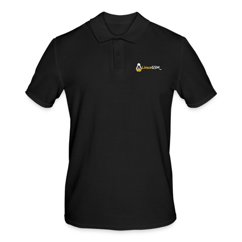 LinuxGSM - Men's Polo Shirt