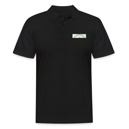 header_image_cream - Men's Polo Shirt