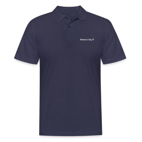 Mama's boy - Men's Polo Shirt