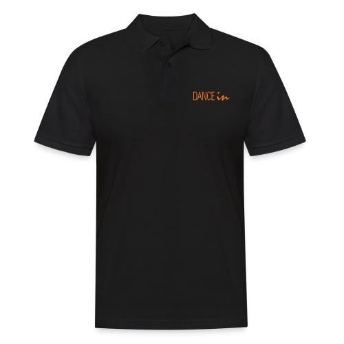 DI SCHRIFT transparent2013 1 gif - Männer Poloshirt
