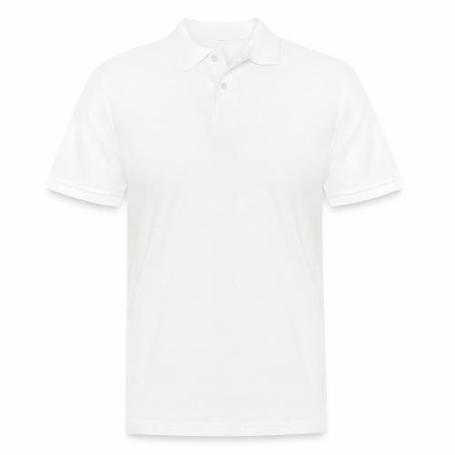 Fröhlicher Spruch - Männer Poloshirt