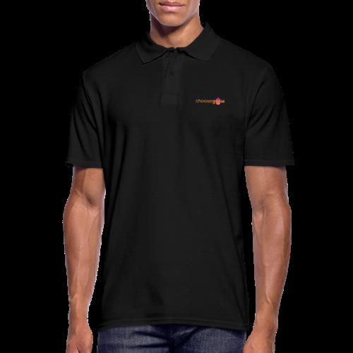 choosegoose #01 - Männer Poloshirt