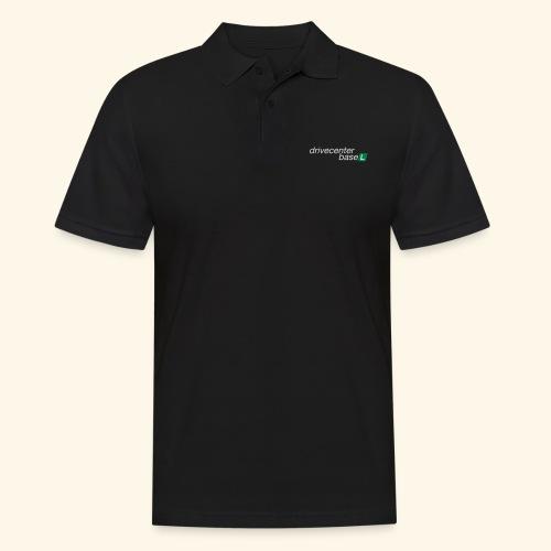 drive center logo - Männer Poloshirt