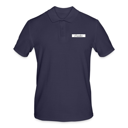 White - Men's Polo Shirt