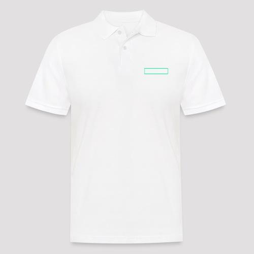 Herbivore Logo White - Polo da uomo