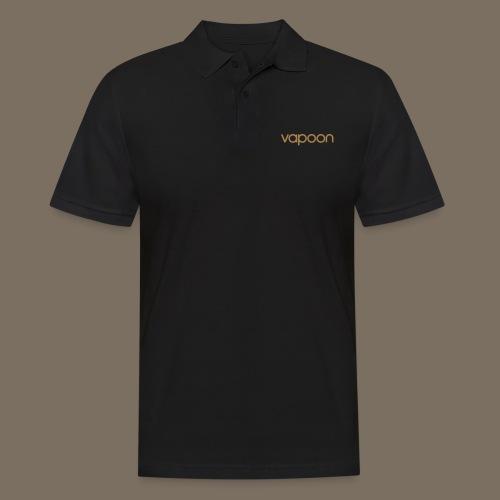 Vapoon Logo simpel 01 - Männer Poloshirt