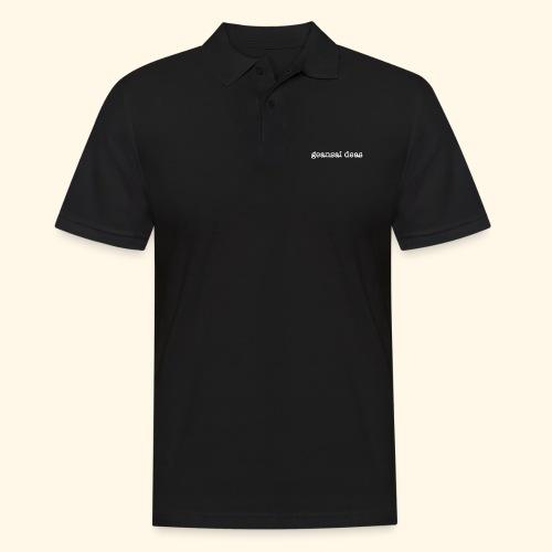 geansai deas - Men's Polo Shirt