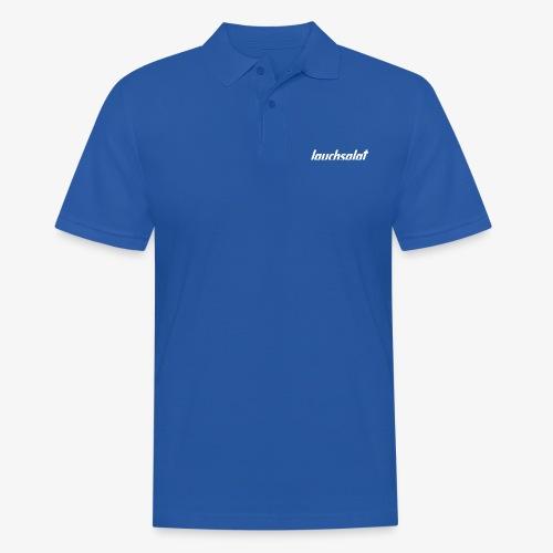 lauchsalat - Männer Poloshirt
