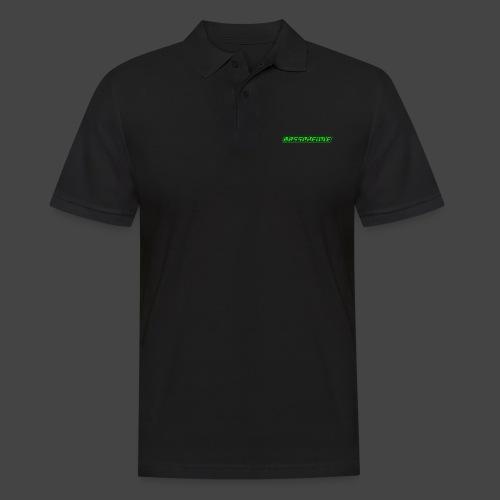 Bassphemie - Neongrün - Männer Poloshirt