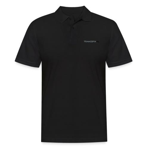 trancefix text - Men's Polo Shirt