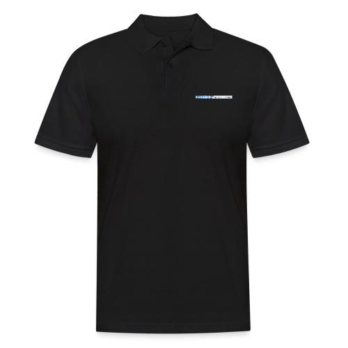 ny logo lang - Poloskjorte for menn