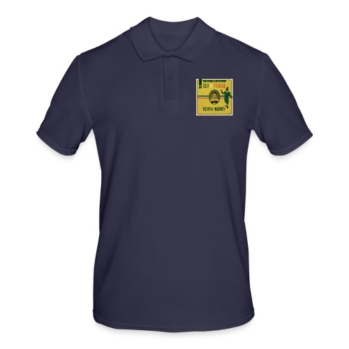 Eek a Mouse Kevin Barry - Men's Polo Shirt