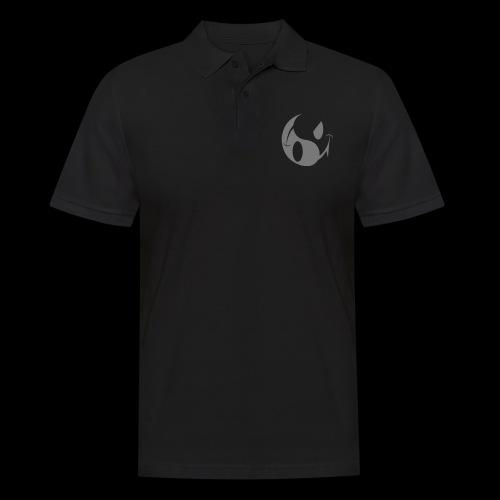 smiley yin yang - Men's Polo Shirt
