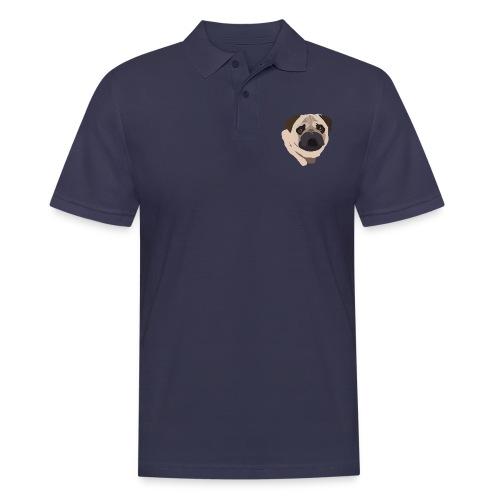Pug Life - Men's Polo Shirt