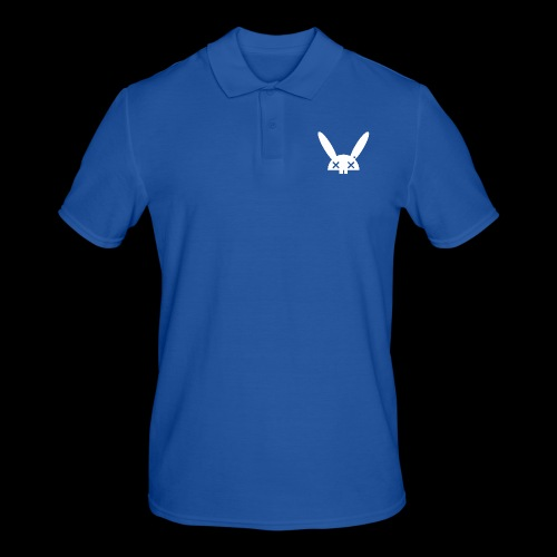 HARE5 LOGO TEE - Men's Polo Shirt