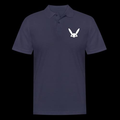 HARE5 LOGO TEE - Men's Polo Shirt