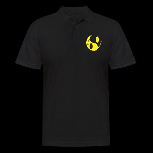 acid yin yang - Men's Polo Shirt