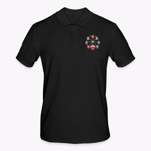 Ferris Wheel - Men's Polo Shirt