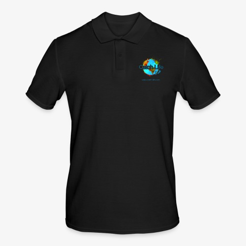 Catch Life Color - Men's Polo Shirt