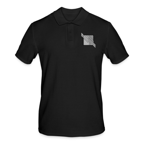 Lines in the dark - Men's Polo Shirt