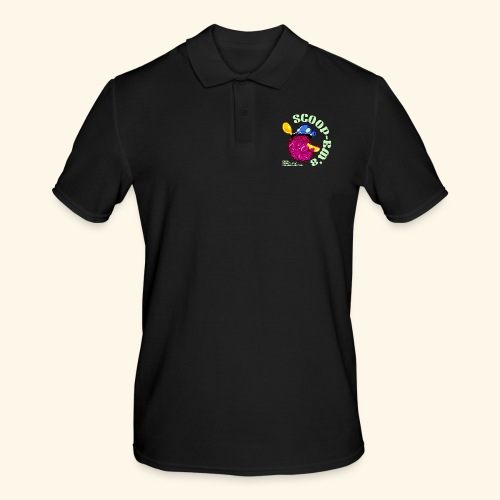 SCOOP EM - Men's Polo Shirt